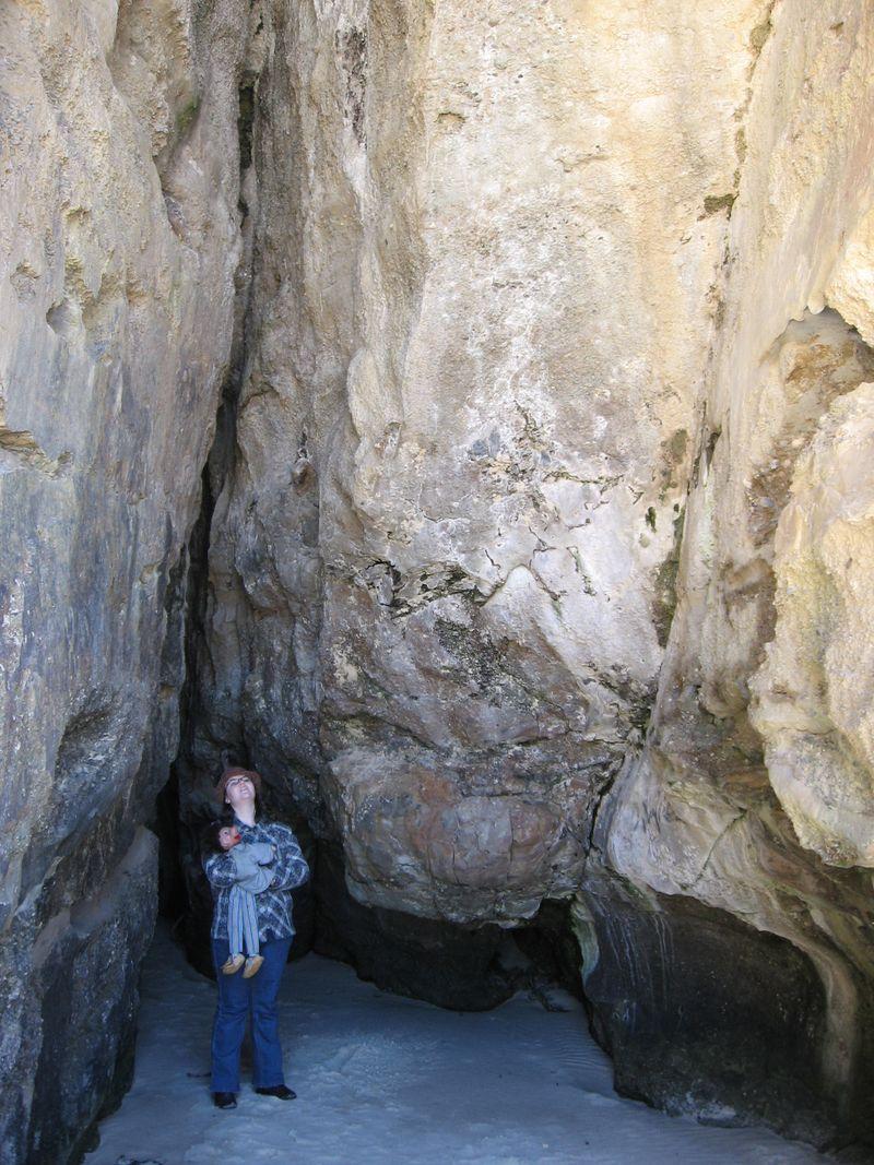 Caves beach 4