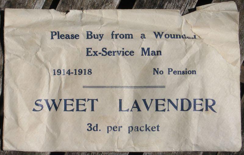 Lavender envelope 1