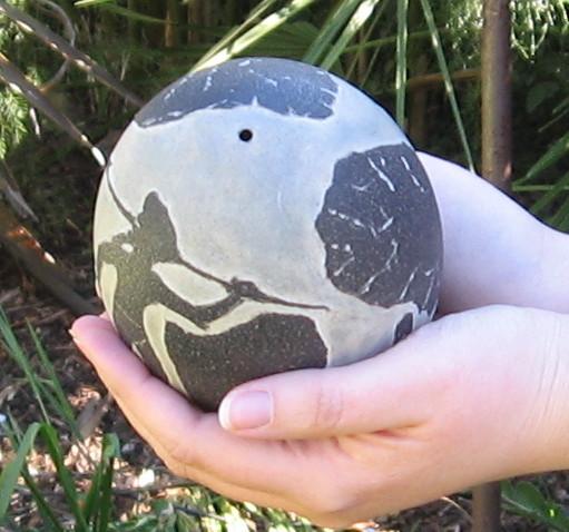 Emu egg 5