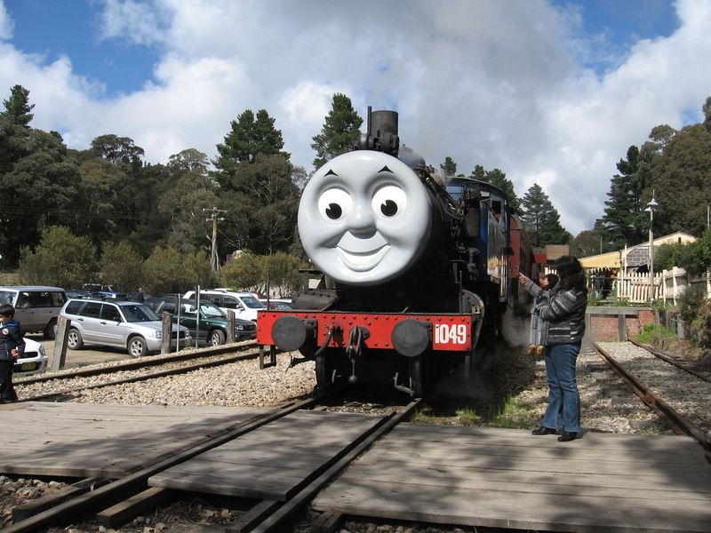 thomas zig zag railway lithgow smle - photo#20